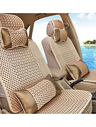 новый полноценный шелк сиденье автомобиля пять местный подушки сиденья автомобиля четыре основных сезона площадку
