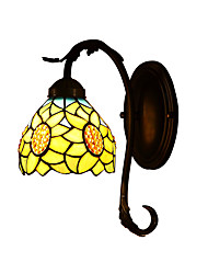 Tiffany Wall Lamp with 1 Lights