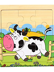 Kleinkinder hochwertigen Cartoon Puzzle Puzzle Spielzeug