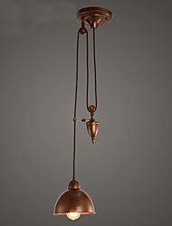 vintage Industry Pendant Light Living Room Dining Room,Kitchen Cafe Bars Bar Table