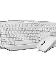 Câblé USB Clavier & SourisForWindows 2000/XP/Vista/7/Mac OS