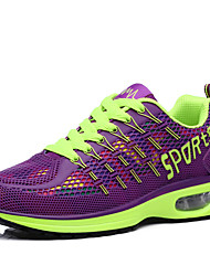 Women's Air Mesh Brathable Running Shoes with Air Cushion Cushioning Trainer