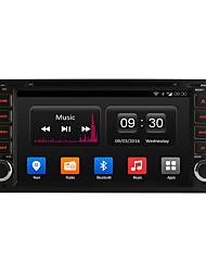 "ownice c300 6.95 ""2 din Android 4.4 Quad Core DVD player do carro para toyota universal com rádio gps wi-fi"