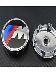 Procesador personalizado de cubierta de la rueda 60 mm cubierta de la rueda modificada