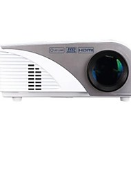 RD-805B LCD WVGA (800x480) Projector,LED 1200 Lumens Mini Wireless Portable Projector