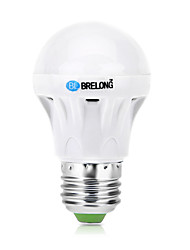 Bombillas de globo led 3w e26 / e27 6 smd 2835 250 m blanco cálido / cool white ac decorativo 220-240 v 1 pcs