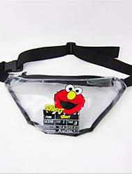 Unisex Plastic Casual / Outdoor Waist Bag