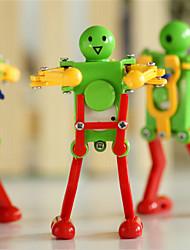 Up Chain Dance Twist Butt Toy Spring Robot Dancing Robot