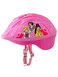 Kid's Bike Helmet 14 Vents Cycling Cycling / Recreational Cycling / Ice Skate EPS / PVC Pink