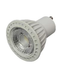 5W GU10 Spot LED MR16 4 SMD 400 lm Blanc Chaud Blanc Froid Décorative AC 100-240 V 1 pièce