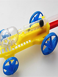 Compressed air powered car