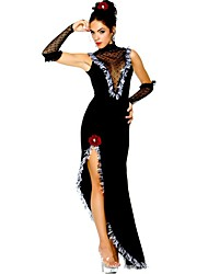 Atactic Sexy Witch Costumes Female Adult Vampire costumes for Women Halloween Costumes Dress
