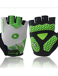 SKTOO Men'S And Women'S Spring and Summer Semi Finger Cycling Gloves Motorcycle Combat Bicycle Sports Gloves