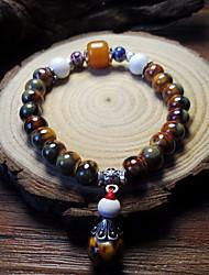 Bracelet/Bracelets de rive Céramique Forme de Cercle A la Mode Quotidien / Décontracté Bijoux Cadeau Café,1pc