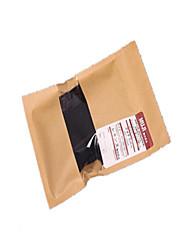 Kleidung Taschen Kraftpapiersäcke Baumwolle Socken Unterwäsche ziplock Beutel ein Paket von zehn Leder 16 * 22 * 4cm