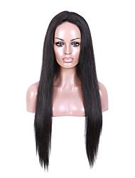 8a cheia do laço perucas de cabelo humano para as mulheres negras glueless perucas cheias do laço brasileiras do cabelo virgem perucas de