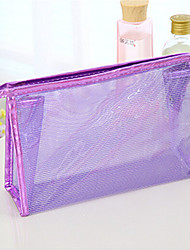 Leisure Package Travel Package Travel Portable Gold Wire Mesh Bag Mobile Phone Cosmetics Package