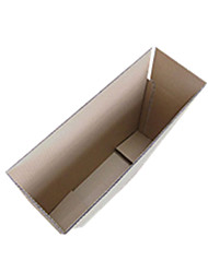 Yellow Color Other Material Packaging & Shipping Packing Cartons A Pack of Ten
