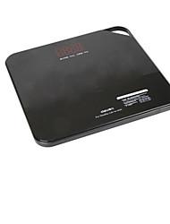Точное отображение веса тела электронных весов (максимальный масштаб: 180кг)
