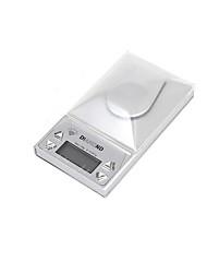 portable Schmuck elektronische Waage (Wiegebereich: 50g / 0.001g, senden zwei Gewichte)