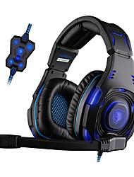 Sades SA-907 Kopfhörer (Kopfband)ForMedia Player/Tablet PC / ComputerWithMit Mikrofon / DJ / Lautstärkeregler / FM-Radio / Spielen /