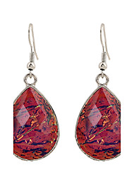Lureme®Fine Jewelry Korean Fashion Charms Diamond Zinc Alloy Earrings