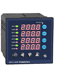 xmta-j400w контроль температуры прибора (штекер в переменном-220В- 50Гц-4W; Диапазон рабочих температур: -30-2300 ℃)