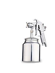 Druck 6 MPa Breite 2 ~ 3,0 mm Auswurf Abstand 24mm2.5 Kaliber w-77s pneumatische Spritzpistole
