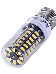 5W E26/E27 Ampoules Maïs LED T 56 SMD 5733 500 lm Blanc Chaud Blanc Froid Décorative AC 100-240 V 1 pièce