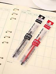 Ручка Сменные блоки,Пластик Черный