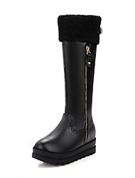 Women's Boots Spring / Fall / WinterHeels / Platform / Cowboy / Western Boots / Snow Boots / Roller Skate Shoes / Ridin