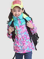 Girl's Casual/Daily Solid Suit & BlazerNylon Winter / Spring / Fall Multi-color