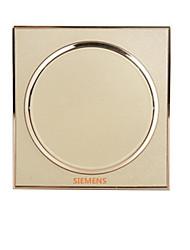champagne ouro interruptor de um comando único aberto 2 embalado para venda