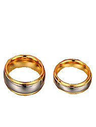 Band Rings Statement Rings Tungsten Steel Fashion Silver Jewelry Wedding Engagement Daily Casual 1pc
