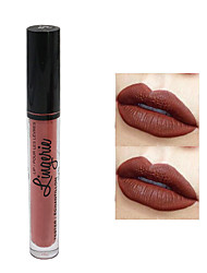 Waterproof Long Lasting Ny Lipstick Ladies Sexy Super Matte Liquid Lipstick Lip Gloss Lip Lingerie Makeup