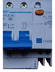 Yueqing DZ47LE-63 1P  N Small Leakage Circuit Breaker Open Space
