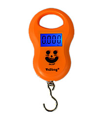 Handheld Electronic Scale (Note Yellow)
