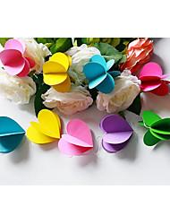 Перламутровая бумага Свадебные украшения-1шт / комплект Девичник Деревенская тема Весна
