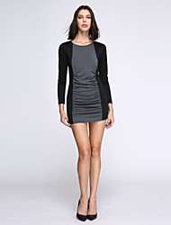 Women's Spring Bodycon Mini Dress