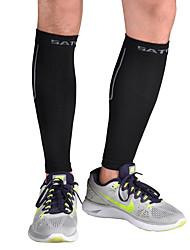 chaussettes de course de compression unisexe nylon / élasthanne / séchage rapide / camping&Sports randonnée / conditionnement