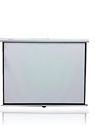 120 Inch 4 3 Manually Lock The Projector Screen Home HD Projector Screen Portable Hand