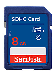 SanDisk SD Card 8GB C4 SD SDHC Memory Card Class 4 Camera Memory Sd Cards