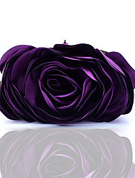 L.west Women Elegant High-grade Flower Evening Bag
