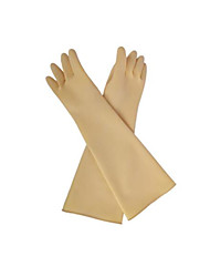 Acidproof Alkali  Industrial Latex Gloves