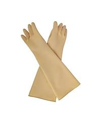 кислотоупорный щелочных промышленных латексные перчатки