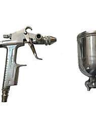 Factory Direct K3 Pneumatic Spray Guns 0.5 Caliber Oiled Leather / Wall Painting