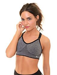 Sport®Yoga BH / Unterwäsche / Oberteile Atmungsaktiv / 3D Pad / Sanft Hochelastisch SportbekleidungYoga / Pilates / Übung & Fitness /