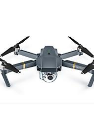 Drone DJI Mavic Pro 4CH 3 Eixos Com câmera 4K HD Retorno Com 1 Botão Modo Espelho Inteligente Vôo Invertido 360° Flutuar Quadcóptero RC