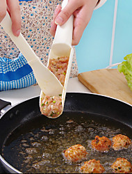 2pcs Creative Kitchen Gadget Utensílios de Especialidade Plástico Creative Kitchen Gadget