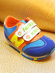 Jungen-Sneaker-Outddor / Lässig-Denim Jeans-Flacher Absatz-Pantoffel-Blau / Rot
